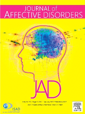CCI Bipolar Self Efficacy Scale Journal of Affective Disorders Cover